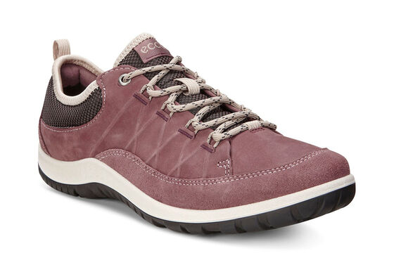ECCO Womens Aspina Low (DUSTY PURPLE/DUSTY PURPLE)