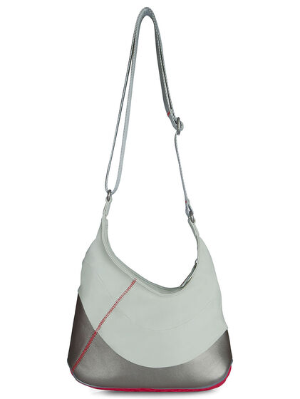 ECCO Performance Lite Hobo Bag (SHADOW WHITE/TEABERRY)