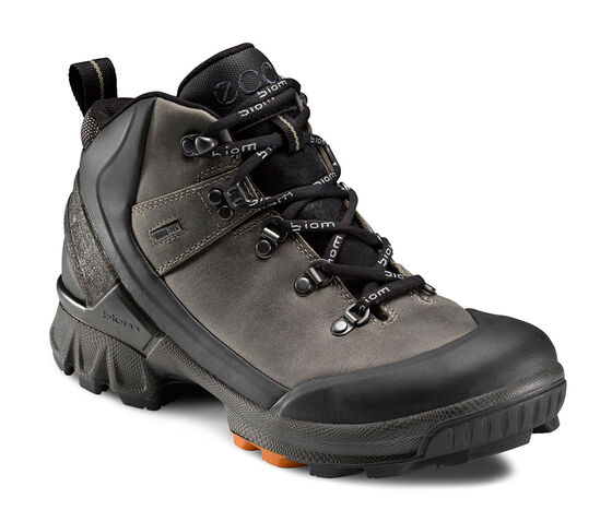 ECCO Mens BIOM Hike 1.3 (BLACK/WARM GREY)
