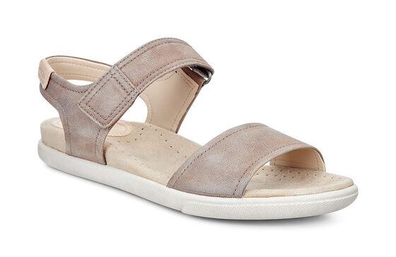 ECCO Damara Strap Sandal (BIRCH)