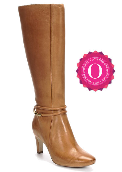 ECCO Nephi Tall Boot (AMBER)