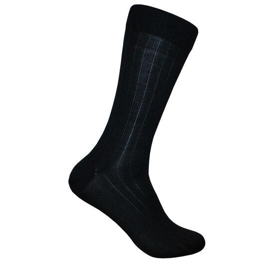 ECCO Mens Silk Sock (BLACK)