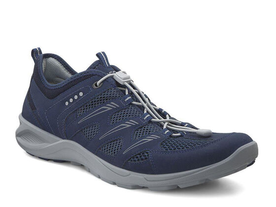 ECCO Mens Terracruise Lite (TRUE NAVY/TRUE NAVY/CONCRETE)