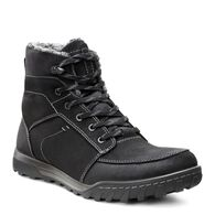 ECCO Mens Ontario BootECCO Mens Ontario Boot in BLACK/BLACK (53960)