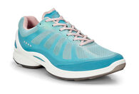 ECCO Womens BIOM Fjuel Racer (CAPRI BREEZE/AQUATIC/ROSE DUST)