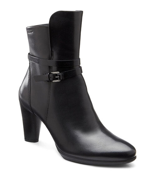 ECCO Sculptured 75 Ankle Boot (BLACK)