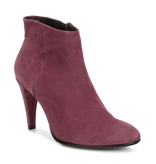 ECCO Shape 75 Sleek Ankle (BORDEAUX)