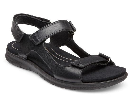 ECCO Babett Sport Sandal (BLACK)