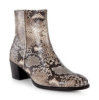 ECCO Shape 35 Snakeskin BootECCO Shape 35 Snakeskin Boot in SAND (01004)