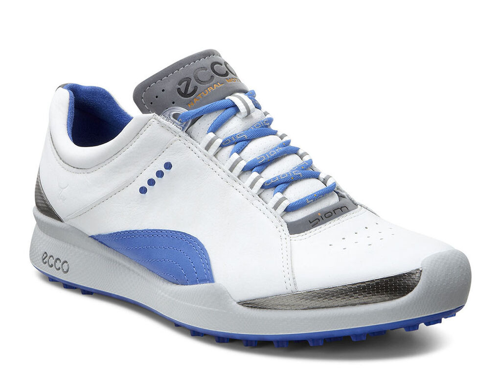 Ecco Casual Hybrid Golf Shoes White