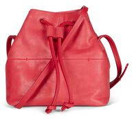 ECCO Handa Medium CrossbodyECCO Handa Medium Crossbody in TOMATO RED (90032)