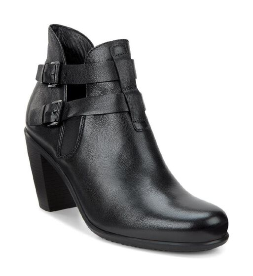 TOUCH SANDAL Boot 75mm (BLACK)