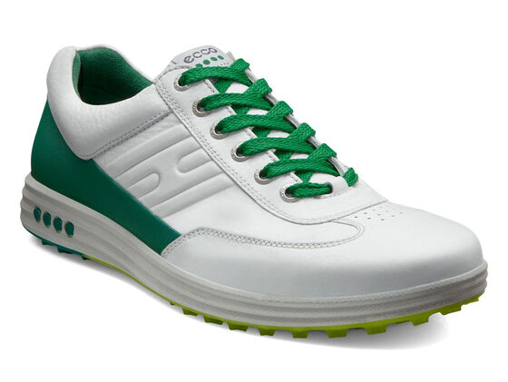 ECCO Mens Street EVO One (WHITE/PURE GREEN)