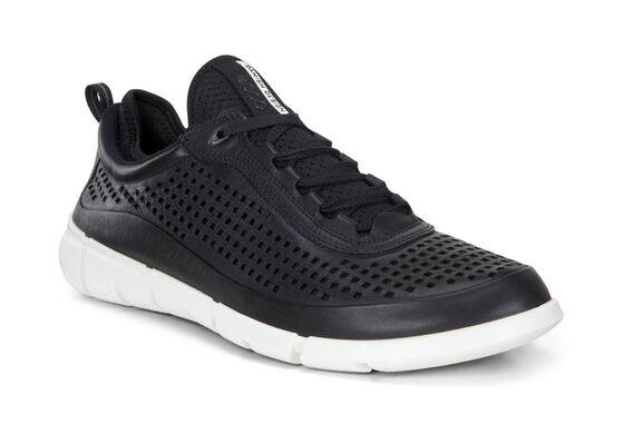 ECCO Mens Intrinsic Sneaker (BLACK/BLACK)