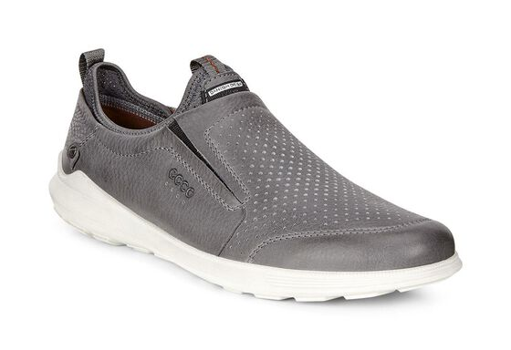 ECCO Transit Slip On (DARK SHADOW)