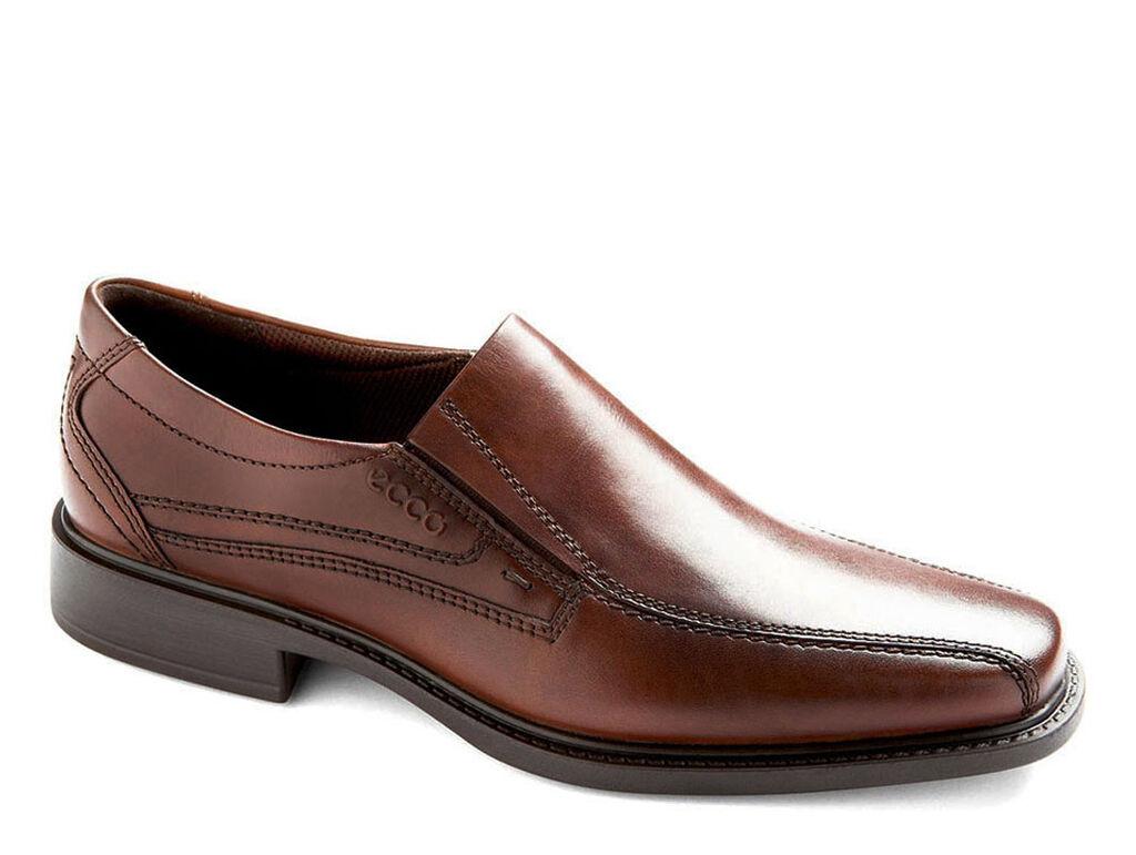 Ecco Mens Turn Gore Tex Slip On Shoes
