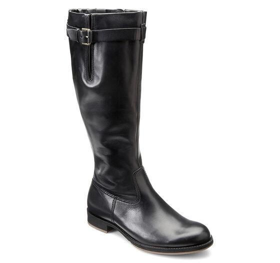 ECCO Saunter Tall Boot (BLACK)