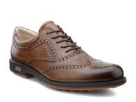 ECCO Mens Tour Hybrid Wingtip (WALNUT)