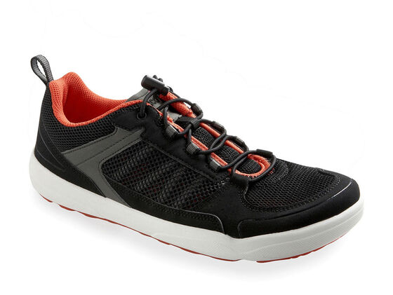 ECCO Mens Njord Speedlace (BLACK/BLACK)