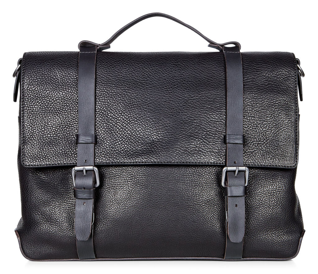 ECCO Ioma Satchel (BLACK)