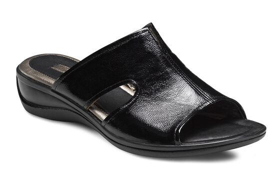 ECCO Sensata Sandal Slide (BLACK)