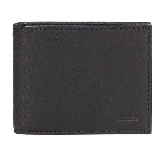ECCO Gordon Slim Wallet (BLACK)