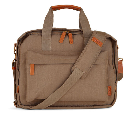 ECCO Eday Laptop Briefcase (OLIVE)
