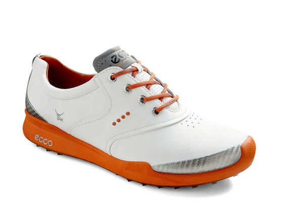 ECCO Womens BIOM Hybrid (WHITE/BURNT OCHRE)