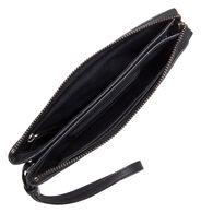 ECCO Handa Clutch WalletECCO Handa Clutch Wallet in BLACK (90000)