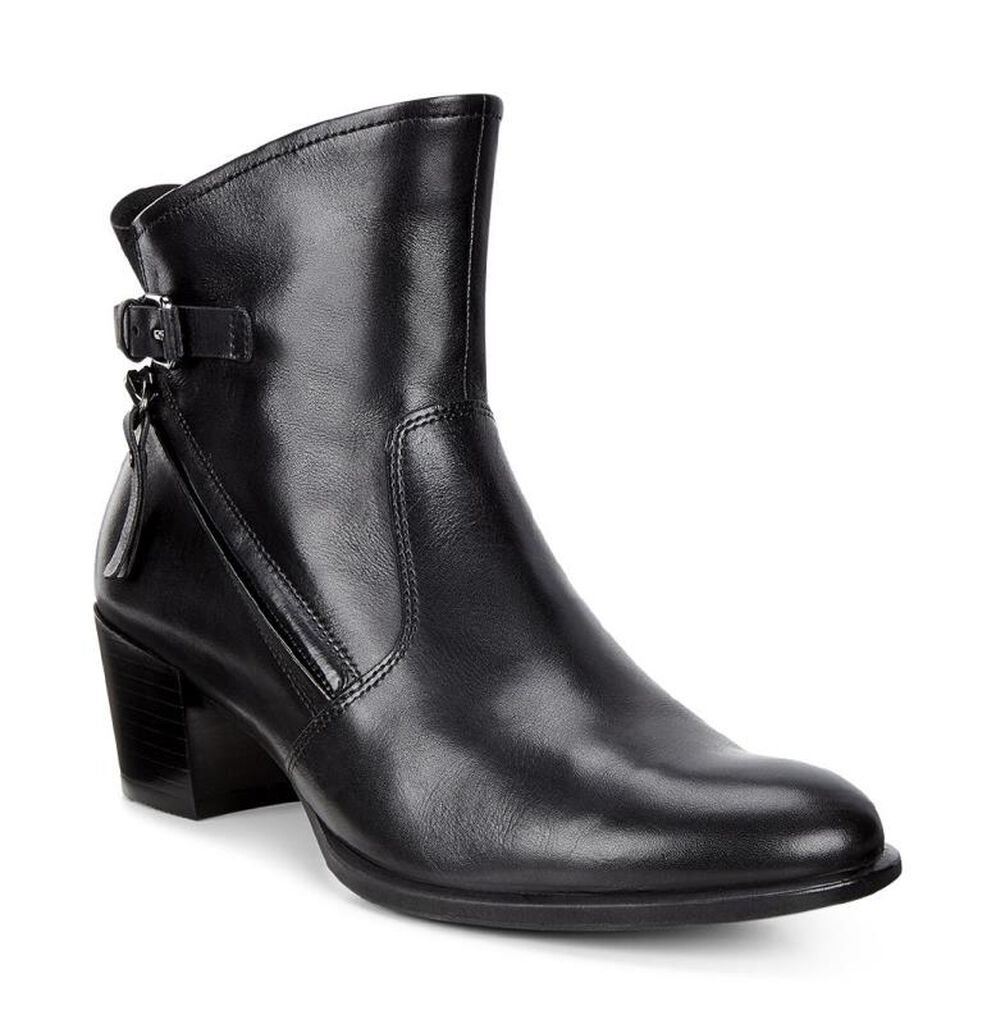 ecco shape 35 ankle boot ladies formal boots ecco canada. Black Bedroom Furniture Sets. Home Design Ideas