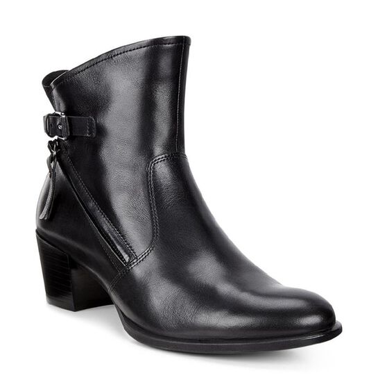 ECCO Shape 35 Ankle Boot (BLACK)