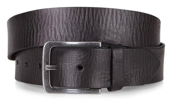 ECCO Edward Casual Belt (BLACK)