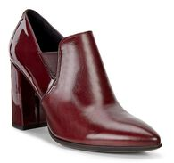SHAPE POINTY BLOCK Bootie 75mmSHAPE POINTY BLOCK Bootie 75mm in MORILLO/BORDEAUX (50138)
