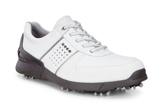 ECCO Mens Base One (WHITE)