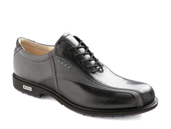 ECCO Mens Tour Hybrid (BLACK/TITANIUM/IMP.PURPLE /IMP.PURPLE)