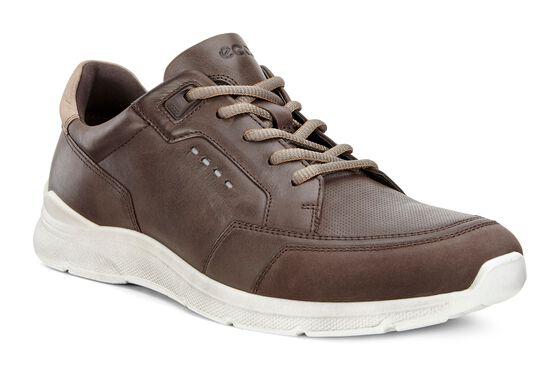ECCO Irondale Neo Sneaker (COFFEE/COFFEE)