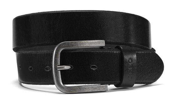 ECCO Sporty Jeansbelt (BLACK)