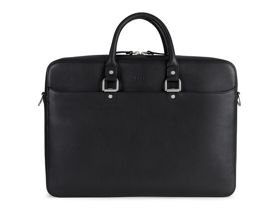 ECCO KAPSEL14 Laptop Briefcase (BLACK)