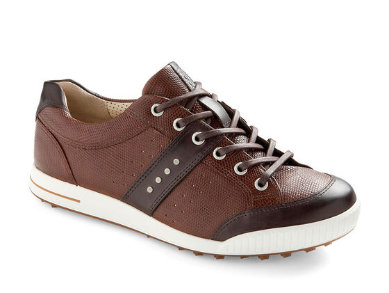 ECCO Mens Street Luxe (COFFEE/MINK)