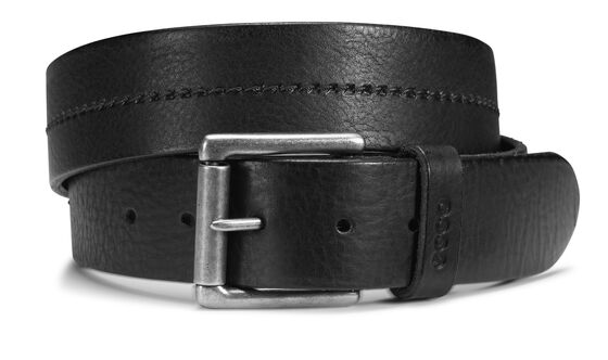 ECCO Casual Belt (BLACK)