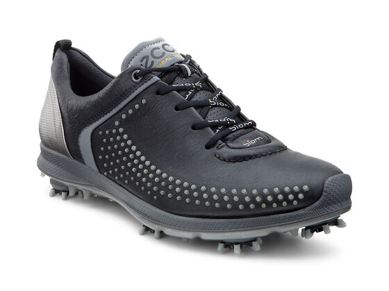 BIOM G2 GOLF Ladies Softspike (BLACK/STEEL)