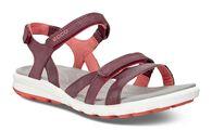 ECCO Cruise SandalECCO Cruise Sandal in BORDEAUX/BORDEAUX (52999)