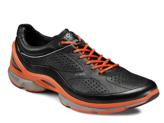ECCO Mens BIOM EVO Train Plus (BLACK/BLACK/FIRE)