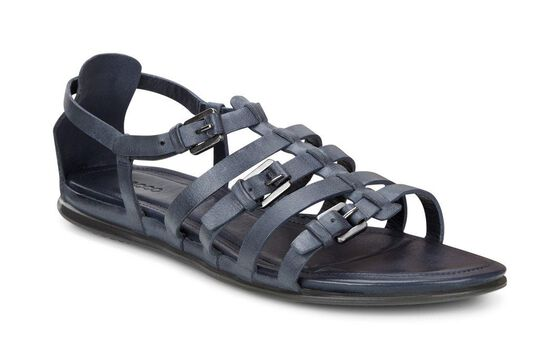ECCO Touch Strap Sandal (MARINE)