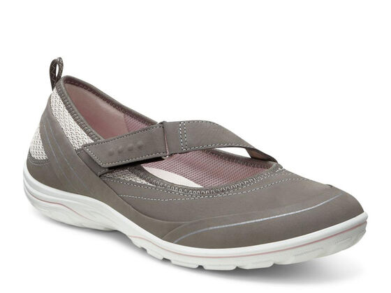 ECCO Womens Arizona MJ (WARM GREY/ROSE DUST/ROSE DUST)