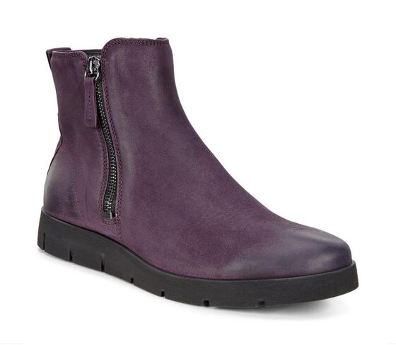 ECCO Bella Zip Boot (MAUVE)