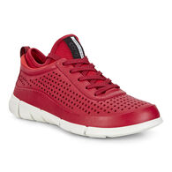 ECCO Womens Intrinsic SneakerECCO Womens Intrinsic Sneaker in BRICK/TOMATO (50643)