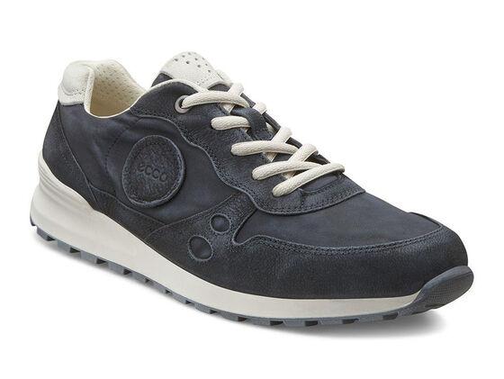 ECCO Womens CS14 Retro Sneaker (BLACK/BLACK/SHADOW WHITE)