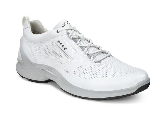 ECCO Mens BIOM Fjuel Train (WHITE)