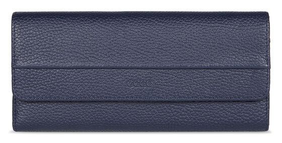 ECCO SP Continental Wallet (NAVY BLUE)